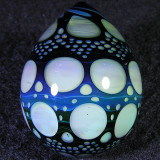 Moonglow Dragon Egg Size: 1.10 x 1.42 Price: SOLD