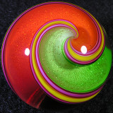 Electric Neon Size: 1.57 Price: SOLD