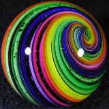 Escaping Rainbow Size: 1.85 Price: SOLD