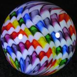 Corrugated Rainbow Size: 2.03 Price: SOLD