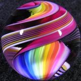 Cranberry Rainbow Size: 0.90 Price: SOLD