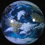 New Earth  Size: 1.64 Price: SOLD