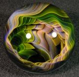 Fumed Magnificence  Size: 1.62  Price: SOLD