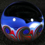 What's cooler than having a murrine of the artist who made the marble?