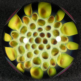 Billiards Honeycomb  Size: 1.78  Price: SOLD