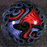Red Steel Wool Size: 1.54 Price: SOLD