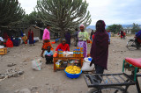 Maasai market near Mto Wa Mbu