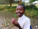Student of Mto Wa Mbu