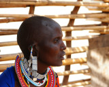 Maasai teacher
