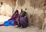 Maaasai women