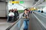 Schiphol Airport .Amsterdam