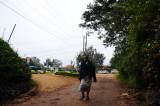 at Kibera road. Nairobi