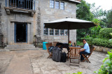 Wildebeest camp . Nairobi