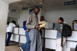 Onatracom bus station . Kigali