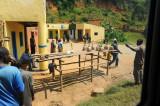 Road to Ruhengeri. Rwanda