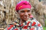 Rwandan woman