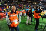 at the Ellis stadium Johannesburg