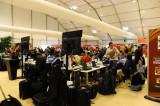 Media center at  Lotus stadium Pretoria