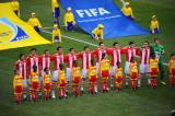 Paraway team at Fifa world cup. Pretoria