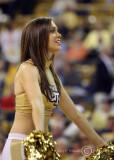 Yellow Jackets Dance Team member