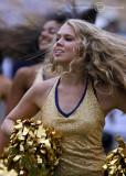 Georgia Tech Goldrush Dancer