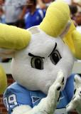 North Carolina Tar Heels Mascot Ramseys