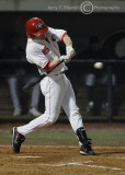 Bulldogs DH Joshua Fields gets a late inning hit