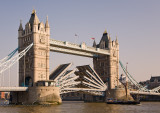 Tower Bridge Closing
