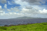 Saipan as Seen From Tinian Island