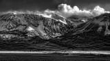 Last Light - East Side of Sierra Nevada