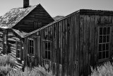 House in Bodie, CA