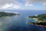 Entrance to Pago Pago Harbor (Tutuila Island)
