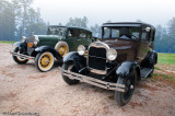 1931 & 1929 Ford Model A's
