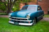 1951 Ford - 50's Style Custom