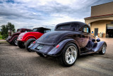 1934 Ford and friends