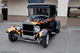 Flamed Model T