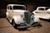 Pearl White 1934 Ford