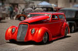 1935 Ford Custom Wagon