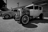 1930 Ford Front, 1940 Ford Back