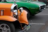 1932 Pontiac & 1968 Firebird