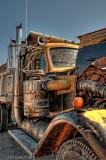 1959 International Dump Truck