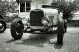 Old Style 1928 Model A Rod