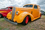 1936 Chevy Sedan Delivery