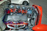 Chevy 348 in a 32 Ford