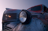 '40's Dodge Truck at Dusk