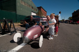Buick Soap Box Racer and Crew