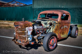 1938 Ford Pickup with Farmall Grill
