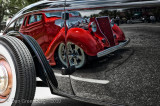1936 Ford Reflection