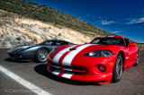 Ford GT and Dodge Viper