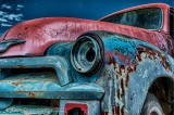 Car Art - Rust and Old Paint